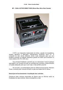 m7 – dual active direct box