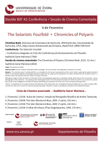 The Solaristic Fourfold + Chronicles of Polyaris