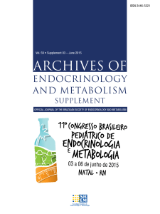 - Archives of Endocrinology and Metabolism