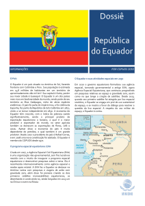 Dossiê República do Equador