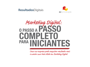 Marketing Digital - Virtual Sociality