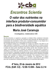 Encontros Scientia