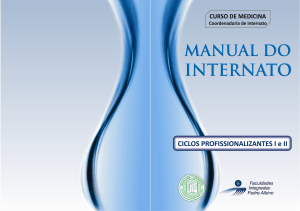 (MANUAL DO INTERNATO 2012 pronto para impress\343o)