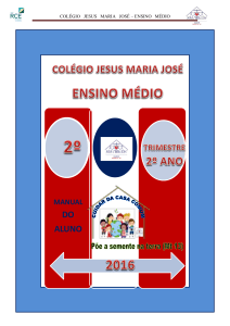 Manual 2º Ano - 2º Trimestre