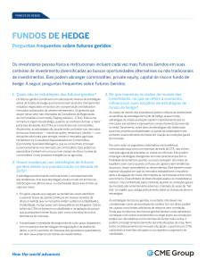 fundos de hedge