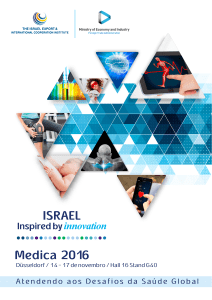 Israel Inspired by Innovation in Medica 2016