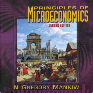 Mankiw N.G. - Principles of microeconomics (2001)