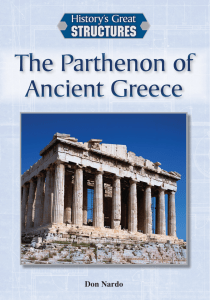 (History's Great Structures) Don Nardo - The Parthenon of Ancient Greece-ReferencePoint Press (2013)
