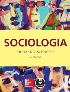 Sociologia - Richard T. Schaefer